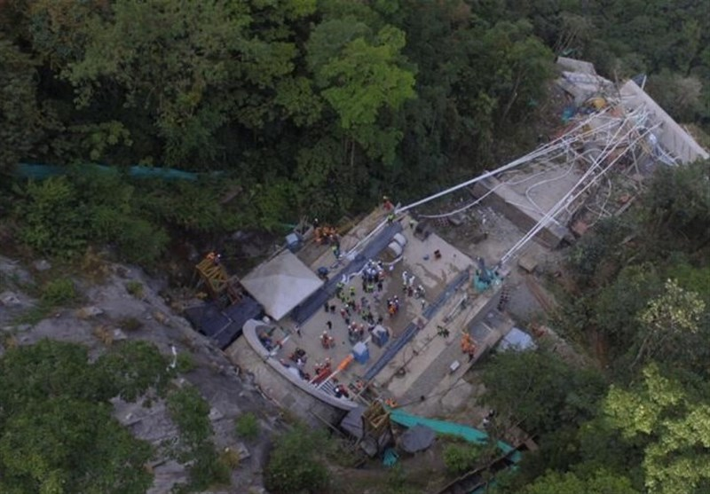 Bridge Collapse in Colombia Kills 10