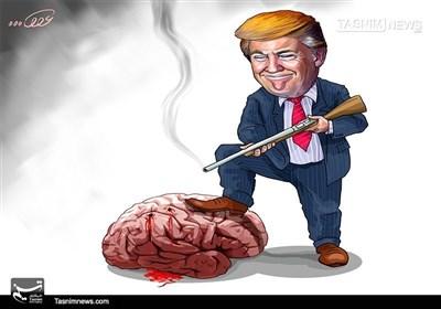 عقل و منطق کا دشمن ٹرمپ!!!