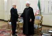 روحانی و رئیس مجلس الجزیره