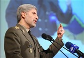 Enemies Quit Pinning Hopes on Military Threats against Iran: Defense Minister