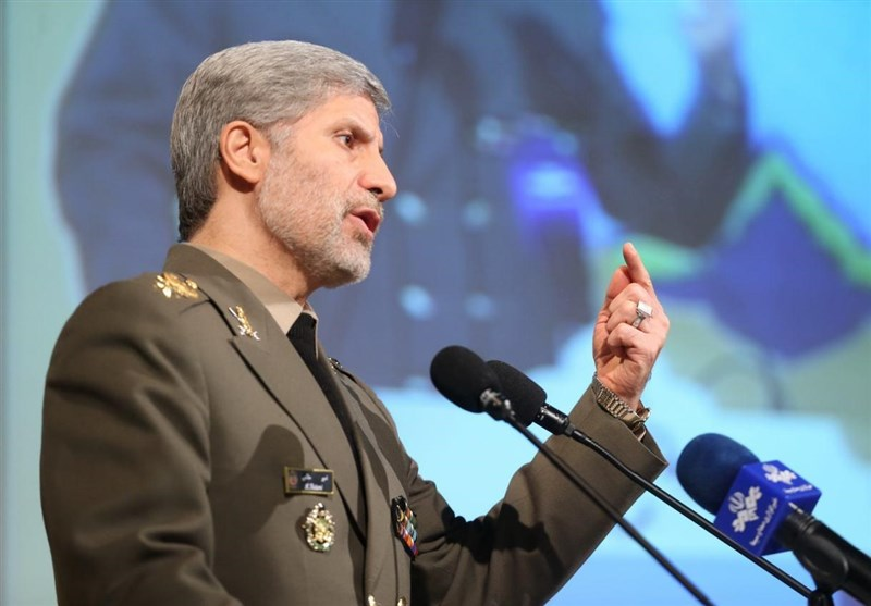 US Has New Strategy against Iran, Defense Minister Says