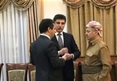 گزارش تسنیم | بارزانی و ایده احیای ائتلاف کردستانی در بغداد؛ موانع پیش روی رئیس سابق اقلیم؟