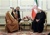 روحانی رئیس مجلس قطر