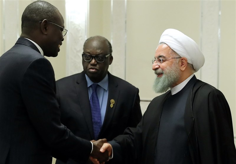 Iran President Decries Trump's Africa Comments