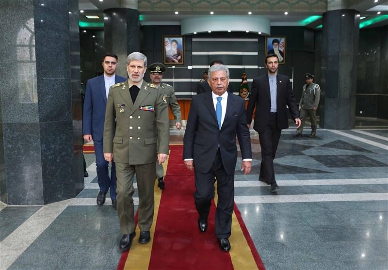 وزیر دفاع: آمریکا و رژیم صهیونیستی خطرناکترین حامی تروریسم هستند