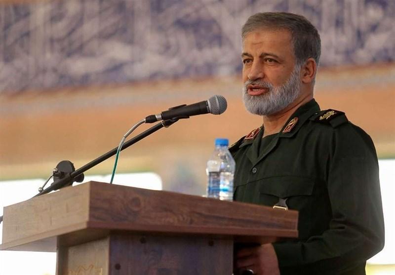 بهمن تماشایی 97| سردار مازندرانی: جشن 40 سالگی انقلاب اسلامی پایههای کاخ سفید را درهم کوبید