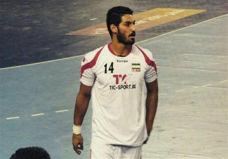 Amin Yusefinezhad Joins Buzau Handball Team