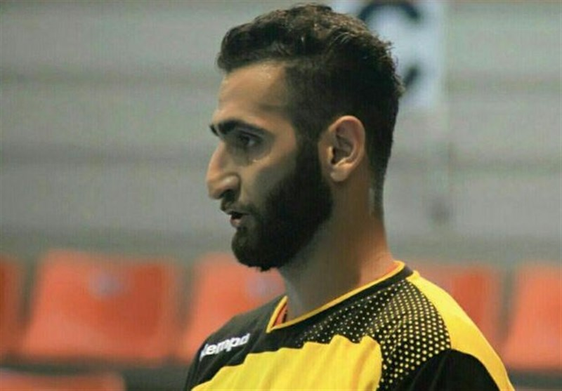 Iran's Heidarirad Chosen Best Keeper of Romanian Handball League