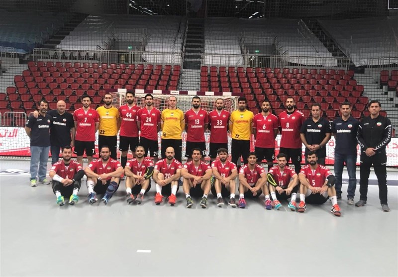 Iran Comes Fifth in Asian Handball Championship