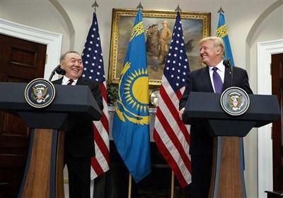 ابراز نگرانی نظربایف از تیرگی روابط بین مسکو و واشنگتن