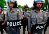 پلیس میانمار