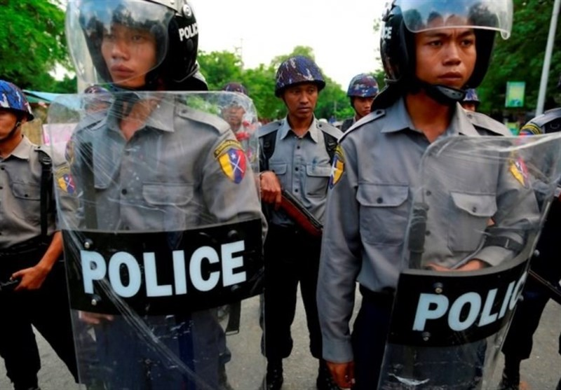 میانمار میں احتجاجی مظاہرے؛ پولیس کی فائرنگ سے 7 مظاہرین ہلاک