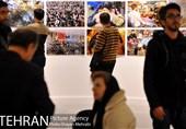 نمایشگاه عکس «استادهام چو شمع»