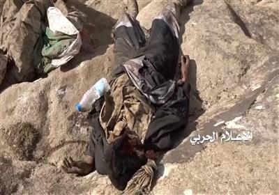 کشته شدن شماری از مزدوران عربستان در حملات نیروهای یمنی