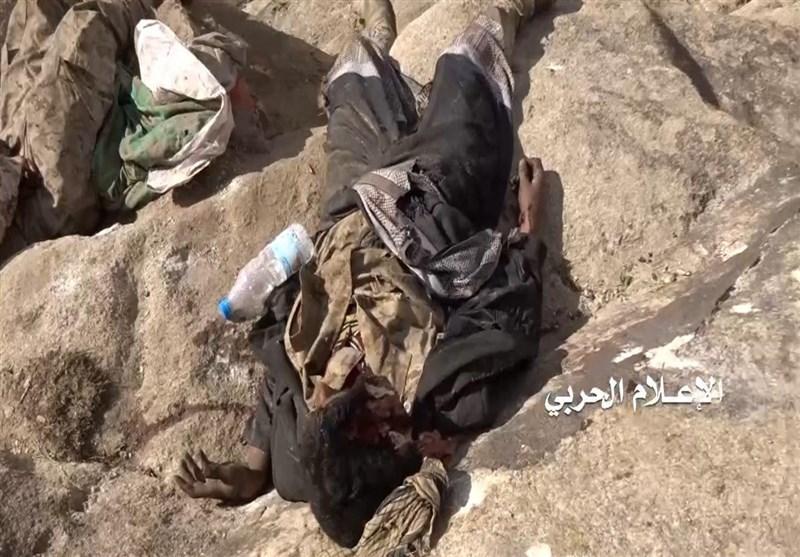 یمن|شکار 6 مزدور عربستان در جبهههای مختلف/ تسلط نیروهای یمنی بر دو منطقه
