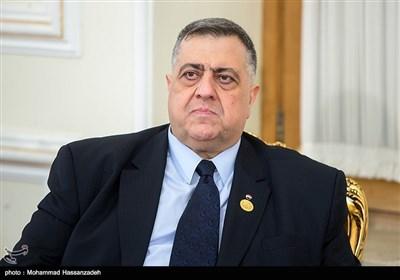 حموده یوسف صباغ رئیس مجلس سوریه