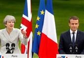 ماکرون: فرانسه و بریتانیا پیمان مهاجرت جدیدی را اعلام میکنند