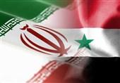 ایران وسوریا
