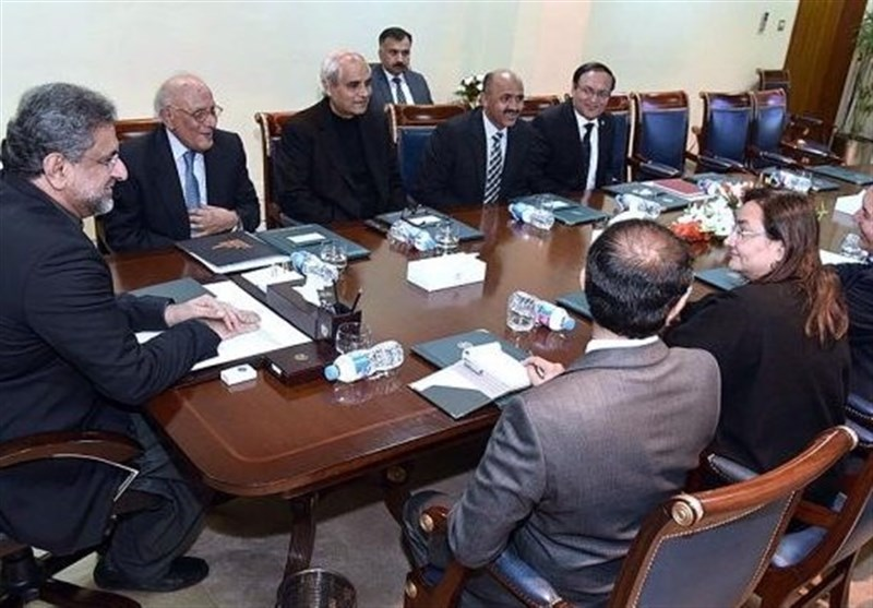 وزیراعظم پاکستان کی سعودی وزیر تجارت سے گفتگو