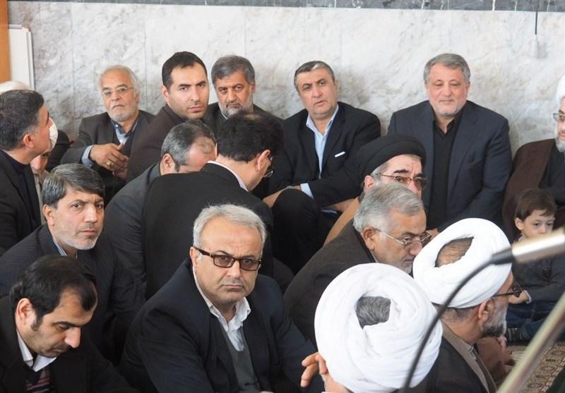 مراسم بزرگداشت آیتالله هاشمی رفسنجانی در ساری برگزار شد