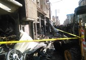 حادثه اسلامشهر