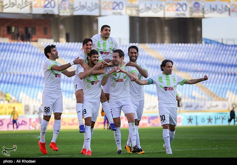 Iran's Zob Ahan to Host Aizawl of India in ACL Play-off on Tuesday