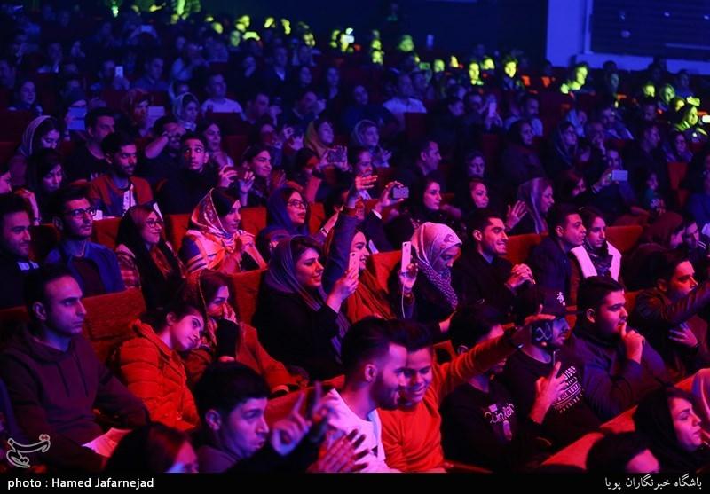 نهمین شب سی و ششمین جشنواره موسیقی فجر