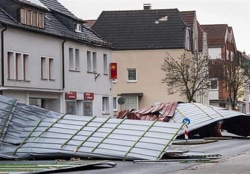 قتلى جراء عواصف تضرب أوروبا