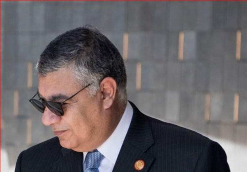 """إقالة رئیس جهاز المخابرات العامة المصریة """"خالد فوزی"""""""