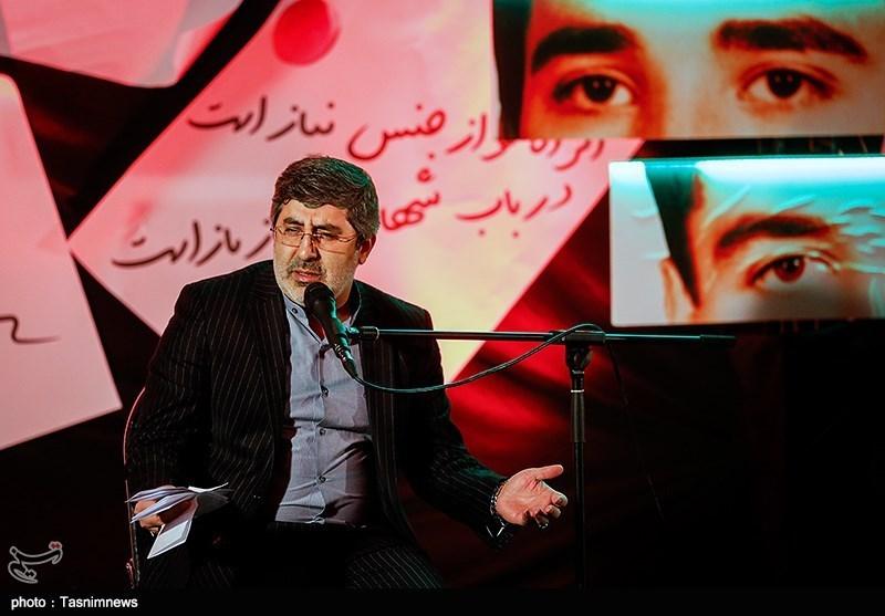 شعر خوانی محمد رضا طاهری برای حادثه دیدگان سانچی در یادواره کربلای 5 + فیلم