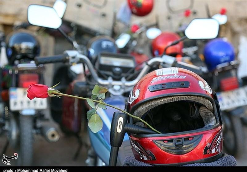 علت مرگ 70 درصد موتورسواران کرمان اعلام شد؛ عدم استفاده از کلاه ایمنی