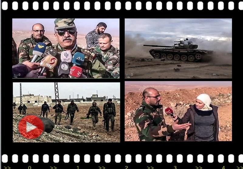 الجیش السوری یحرر 400 کیلومتر مربع فی حلب ویتابع تقدمه باتجاه إدلب + صور و فیدیو