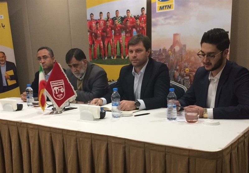 Ertugrul Saglam Appointed as Tractor Sazi Coach