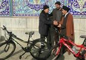 قریشی دوچرخهسواری
