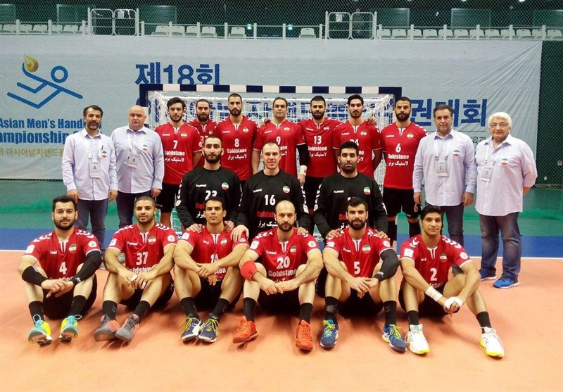 Iran Defeats Japan at Asian Handball Championship