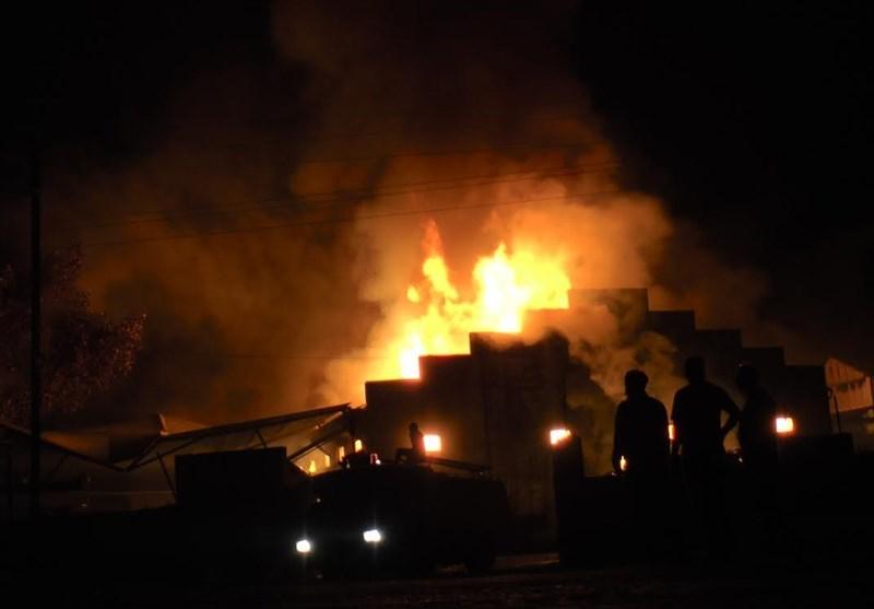 انفجار کپسول گاز در دلفان 2 عضو خانواده را به کام مرگ فرستاد