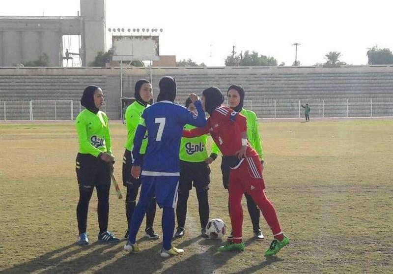 آغاز لیگ برتر فوتبال بانوان از 27 آبان ماه