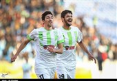 صعود ذوبآهن به رده دوم جدول با برتری در خانه استقلال خوزستان