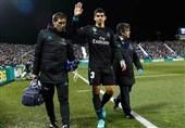 مدافع رئال مادرید برای مدتی طولانی خانهنشین شد