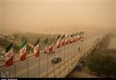 وضعیت برقی خوزستان به رغم هجوم ریزگردها در شرایط عادی است