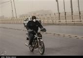 حرکت توده گرد و خاک از عراق به سمت مرزهای غرب/ افزایش 5 درجهای دما در شمال