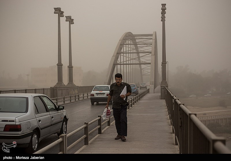 خوزستان؛ استانی فراموششده در غبار