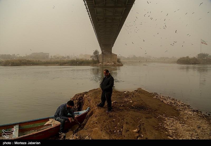 خوزستان زیر خروارها خاک؛ صدای کمک مردم به گوش کسی نمیرسد