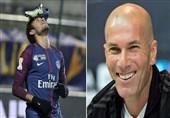 اظهارنظر معنادار زیدان درباره تمایل رئال مادرید به جذب نیمار