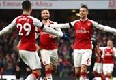 لیگ برتر| آرسنال بدون سانچس غوغا کرد، منچستریونایتد روی لبه تیغ برد