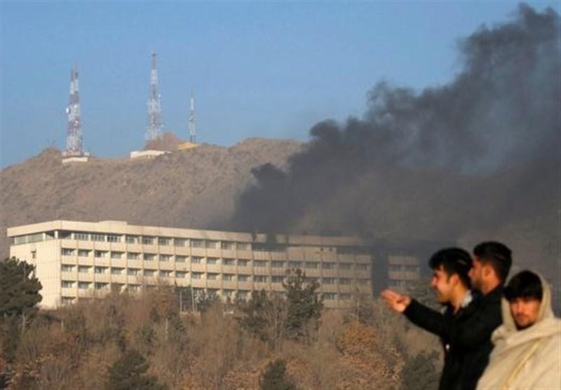 افغانستان | حمله خونین 3 انتحاری به هتل «اینترکانتیننتال» کابل