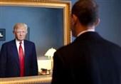 اوباما و ترامپ ترامپ و اوباما
