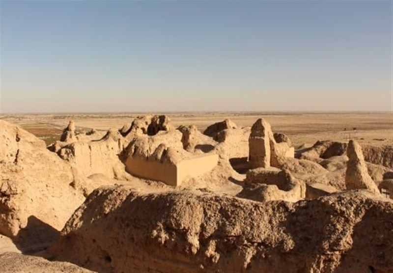 Mount Khajeh: A Flat-Topped Black Basalt Hill