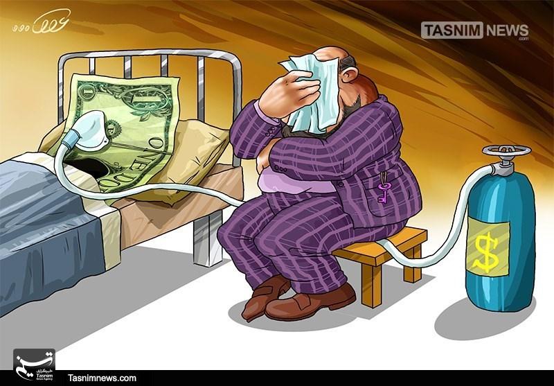 واکنش بازار به وعده های ارزی روحانی و سیف/ دلار 4610 تومان شد
