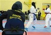 مصاف بانوان سوپر لیگی کاراته در هفته دوم